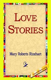 Cover of: Love Stories