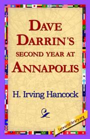 Cover of: Dave Darrin's Second Year at Annapolis