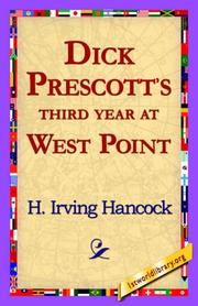 Cover of: Dick Prescott's Third Year at West Point