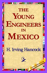 Cover of: The Young Engineers in Mexico