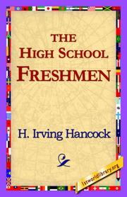 Cover of: The High School Freshmen
