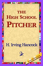 Cover of: The High School Pitcher