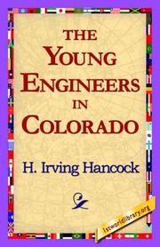 Cover of: The Young Engineers in Colorado