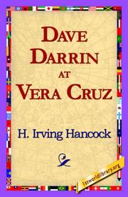 Cover of: Dave Darrin at Vera Cruz