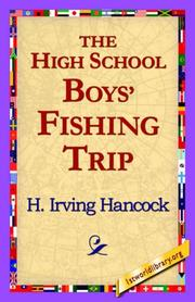 Cover of: The High School Boys' Fishing Trip