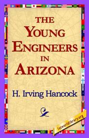 Cover of: The Young Engineers in Arizona
