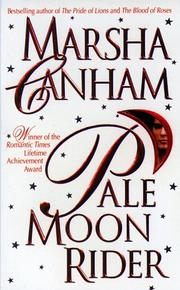 Cover of: Pale moon rider