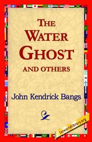 Cover of: The Water Ghost and Others