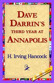 Cover of: Dave Darrin's Third Year at Annapolis