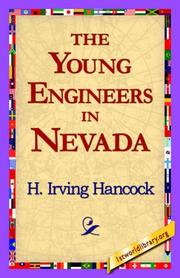 Cover of: The Young Engineers in Nevada