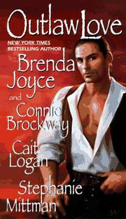 Cover of: Outlaw Love - Brenda Joyce Anthology