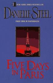 Cover of: Five Days in Paris: a novel