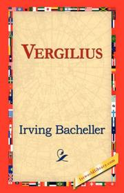 Cover of: Vergilius: A Tale of the Coming of Christ