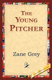Cover of: The Young Pitcher
