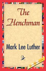 Cover of: The Henchman