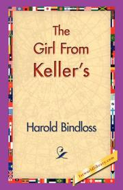 Cover of: The Girl From Keller's by Harold Bindloss