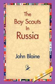 Cover of: The Boy Scouts In Russia | John Blaine