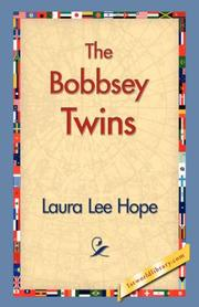 Cover of: The Bobbsey Twins | Laura Lee Hope