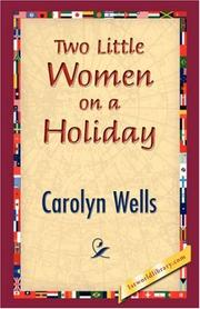 Cover of: Two Little Women on a Holiday