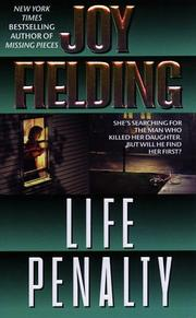 Cover of: Life penalty