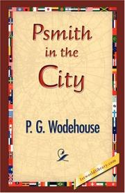 Cover of: Psmith in the City