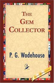 Cover of: The Gem Collector