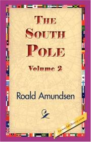 Cover of: The South Pole, Volume 2