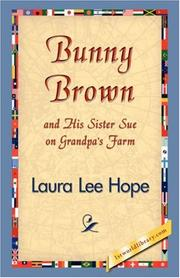 Cover of: Bunny Brown and His Sister Sue on Grandpa