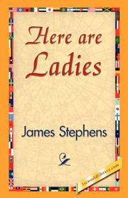 Cover of: Here are Ladies