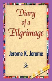 Cover of: Diary of a Pilgrimage
