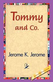 Tommy and Co by Jerome Klapka Jerome