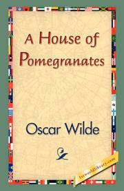 Cover of: A House of Pomegranates | Oscar Wilde