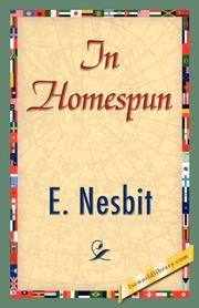 Cover of: In Homespun | Edith Nesbit