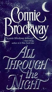 Cover of: All Through the Night by Connie Brockway