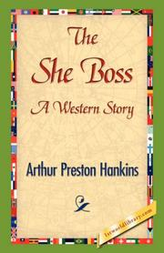 Cover of: The She Boss