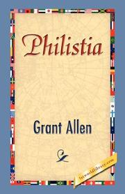 Cover of: Philistia