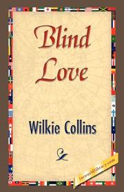 Cover of: Blind Love | Wilkie Collins