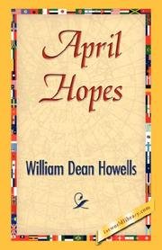 Cover of: April Hopes