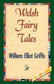 Cover of: Welsh Fairy Tales