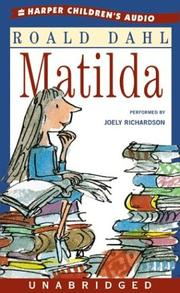 Cover of: Matilda |