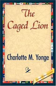 Cover of: The Caged Lion