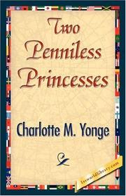 Cover of: Two Penniless Princesses