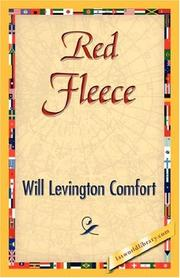 Cover of: Red Fleece