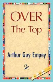 Cover of: Over The Top | Arthur Guy Empey