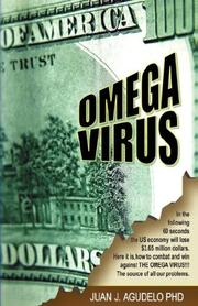 Cover of: Omega Virus | Juan Agudelo