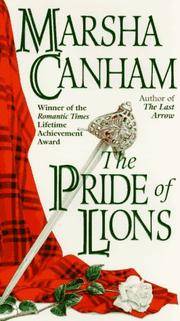 Cover of: The Pride of Lions