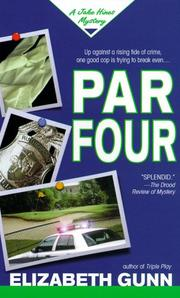 Cover of: Par Four (Jake Hines Mysteries