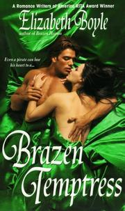 Cover of: Brazen Temptress by Elizabeth Boyle
