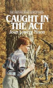 Cover of: Caught in the Act