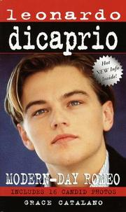 Cover of: Leonardo DiCaprio, modern day Romeo